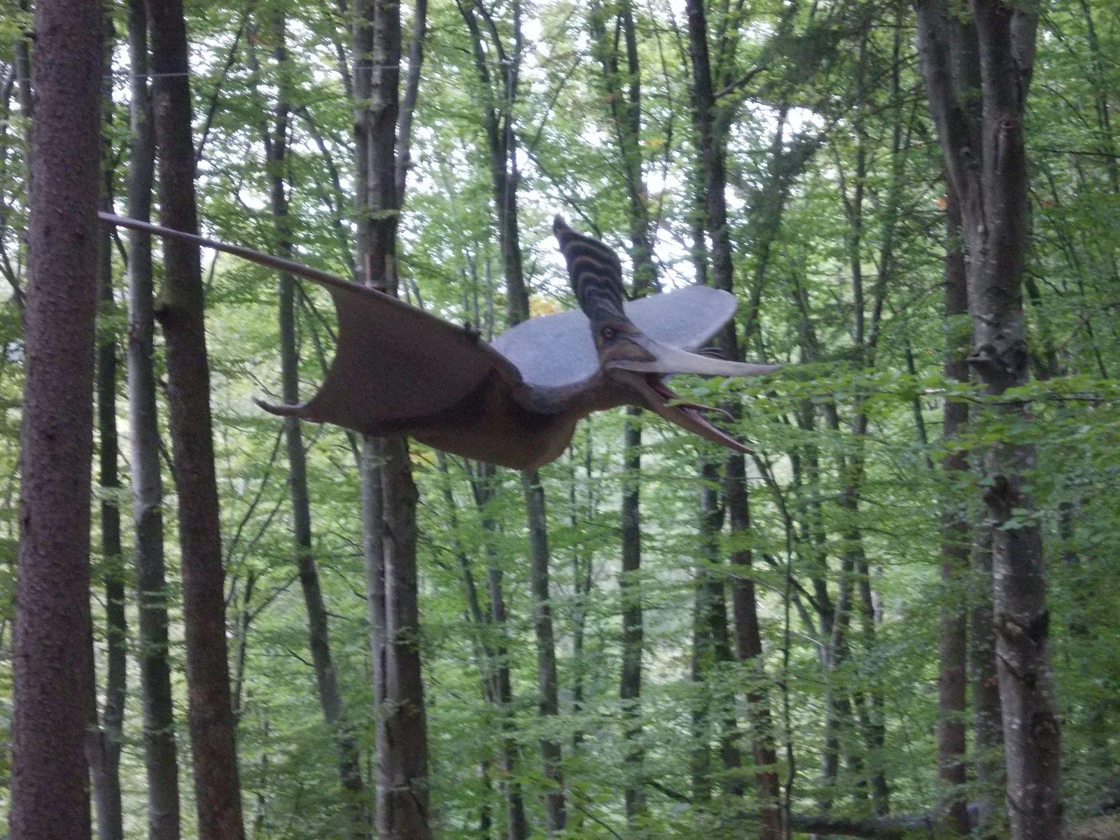 dinozauri zburator