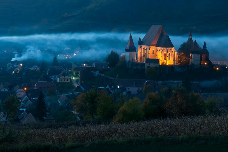 Biertan-Romania